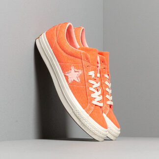 Converse One Star OX True Orange/ Bleached Coral 164362C