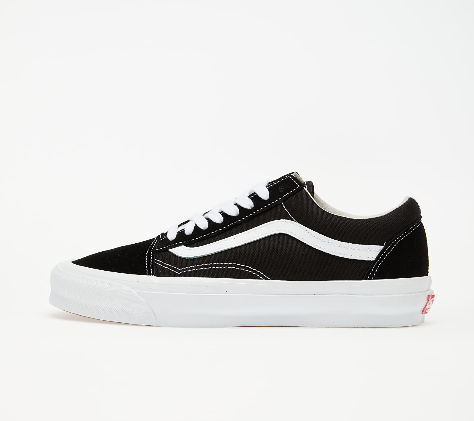 Vans OG Old Skool LX (Suede/ Canvas) Black VN0A4P3XOIU1