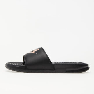Nike Wmns Benassi Jdi Black/ Rose Gold 343881-007