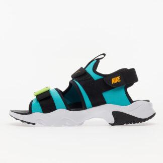 Nike Wmns Canyon Sandal Oracle Aqua/ Laser Orange-Black CV5515-300