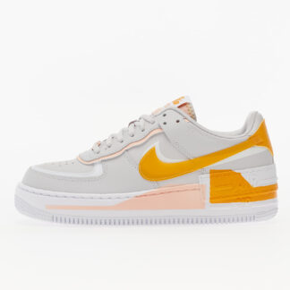 Nike W Air Force 1 Shadow SE Vast Grey/ Pollen Rise-Washed Coral-White CQ9503-001
