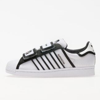 adidas Ji Won Choi  x Olivia Oblanc Superstar W Cloud White/ Core Black/ Scarlet FW6635