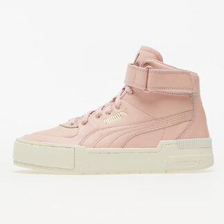 Puma Cali Sport Top Warm Up Wn s Peachskin-Marshmallow 37343602