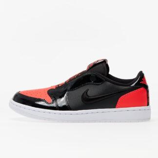 Nike Wmns Air Jordan 1 Retro Low Slip Bright Crimson/ Black-White AV3918-600