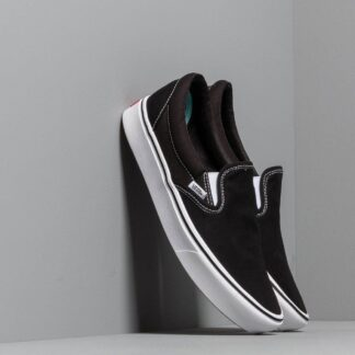 Vans ComfyCush Slip-On (Classic) Black/ True White VN0A3WMDVNE1
