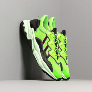 adidas Ozweego Semi Green/ Core Black/ Glow Green EE7008
