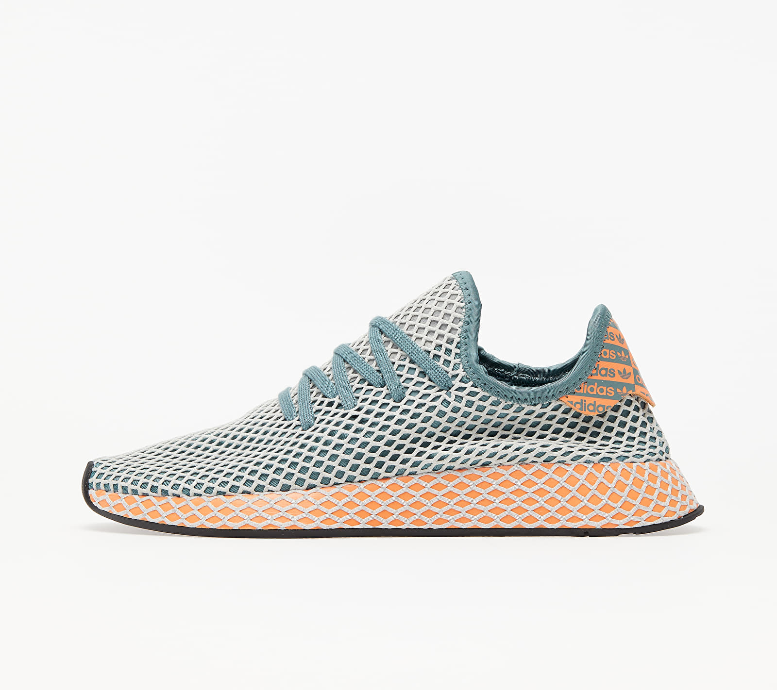 adidas Deerupt Runner Raw Green/ Grey One/ Amber Tint EG5360