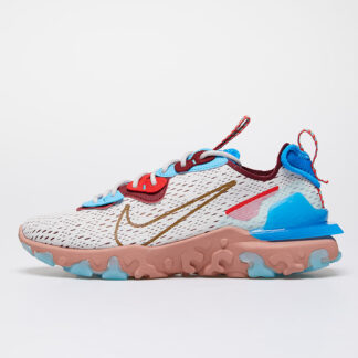 Nike React Vision Light Bone/ Terra Blush-Photo Blue CD4373-001
