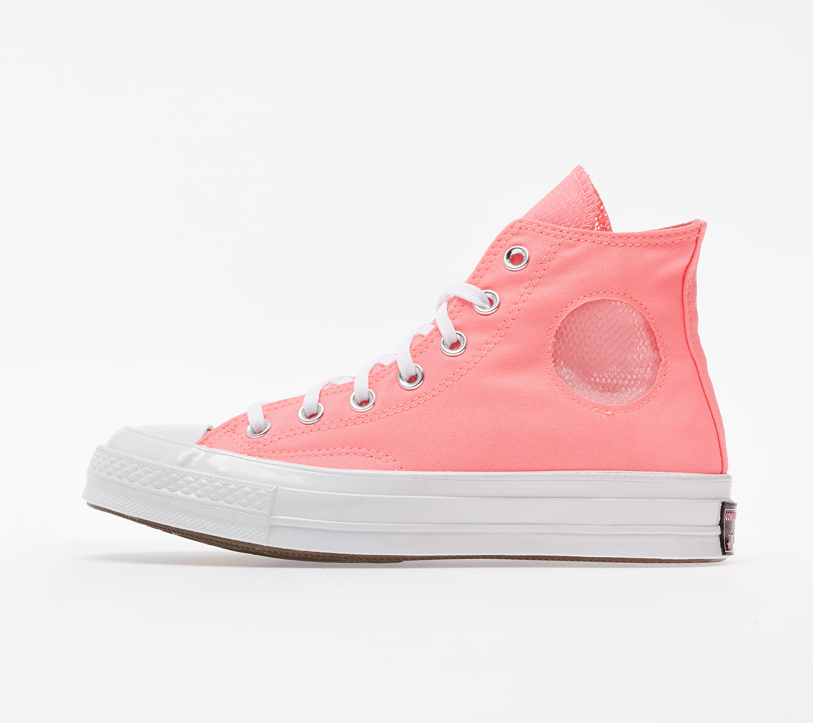Converse Chuck 70 Hi Electric Blush/ Egret 167677C