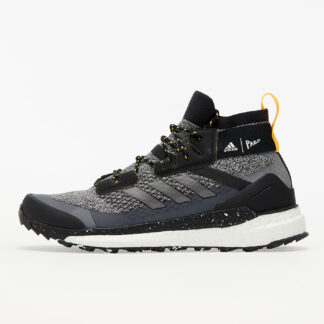 adidas Terrex Free Hiker Parley Core Black/ Crystal White/ Solid Gold FV6792