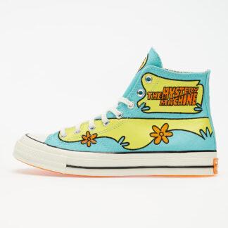 Converse X Scooby-Doo Chuck 70 Hi Pool Blue/ Sulfur Spring/ Egret 169072C