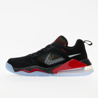 Jordan Mars 270 Low Black/ Metallic Silver-Gym Red CK1196-008