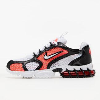 Nike Air Zoom Spiridon Cage 2 White/ White-Flash Crimson-Black CD3613-101