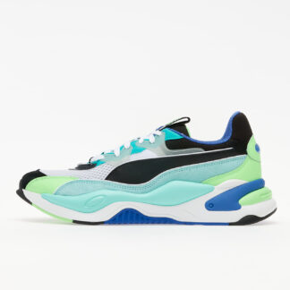 Puma RS-2K Internet Exploring Puma Black-Aruba Blue 37330901