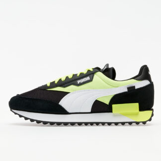 Puma Future Rider Neon Play Puma Black-Fizzy Yellow 37338301