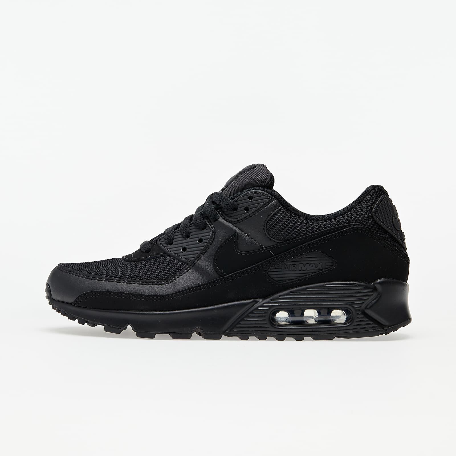 Nike Air Max 90 Black/ Black-Black-White CN8490-003