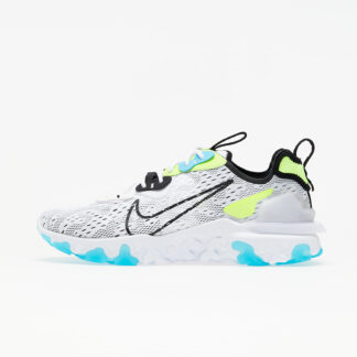 Nike React Vision White/ Black-Volt-Blue Fury CT2927-100