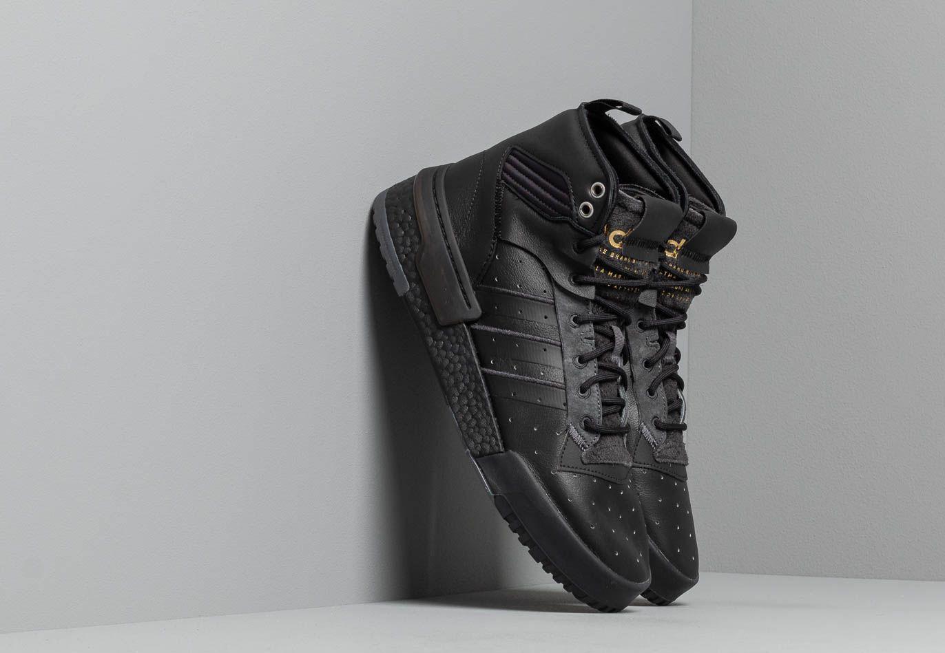 adidas Rivalry RM Core Black/ Carbon/ Gresix AH2455