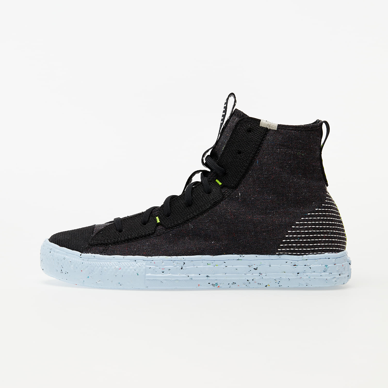Converse Chuck Taylor All Star Crater Black/ Chambray Blue/ Black 168600C