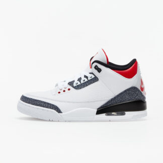 Air Jordan 3 Retro SE White/ Fire Red-Black CZ6431-100