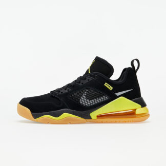 Jordan Mars 270 Low Black/ Metallic Silver-Dynamic Yellow CK1196-007