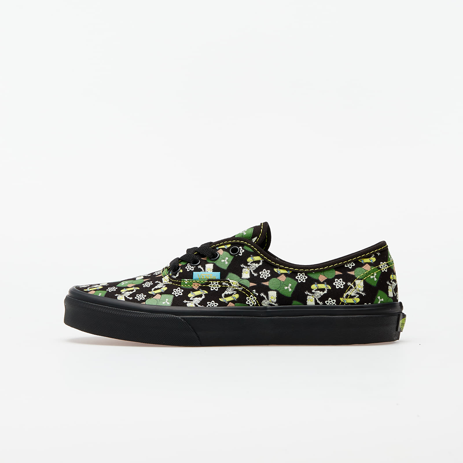 Vans Authentic (The Simpsons) Glow Bart VN0A4UH30GY1