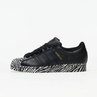 adidas Superstar W Core Black/ Gold Metalic/ Ftw White FV3448
