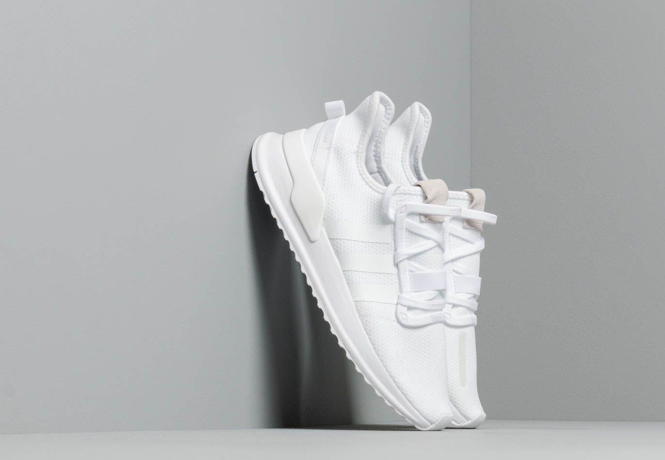 adidas U_Path Run Ftw White/ Ftw White/ Core Black G27637