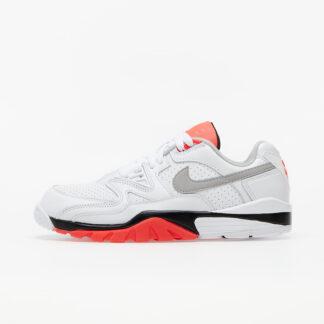 Nike Air Cross Trainer 3 Low White/ Lt Smoke Grey-Bright Crimson-Black CN0924-101