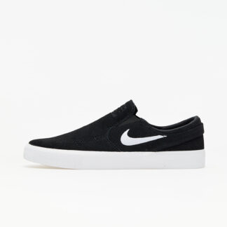 Nike SB Zoom Stefan Janoski Slip RM Black/ White-White AT8899-002
