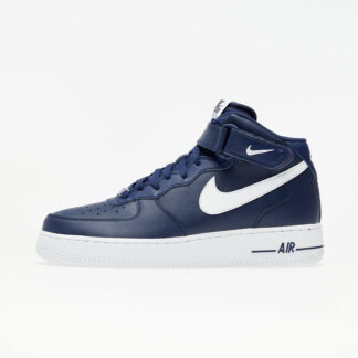 Nike Air Force 1 Mid '07 Midnight Navy/ White CK4370-400