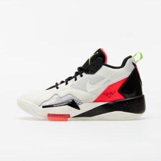 Jordan Zoom '92 Sail/ Black-Flash Crimson-Electric Green CK9183-100