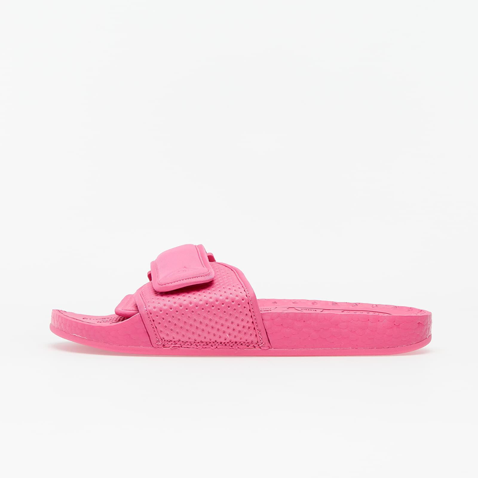 adidas x Pharrell Williams Chancletas HU Semi Solar Pink/ Semi Solar Pink/ Semi Solar Pink FV7289