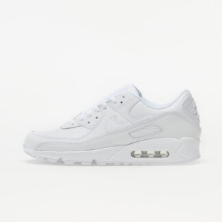 Nike Air Max 90 Leather White/ White-White CZ5594-100