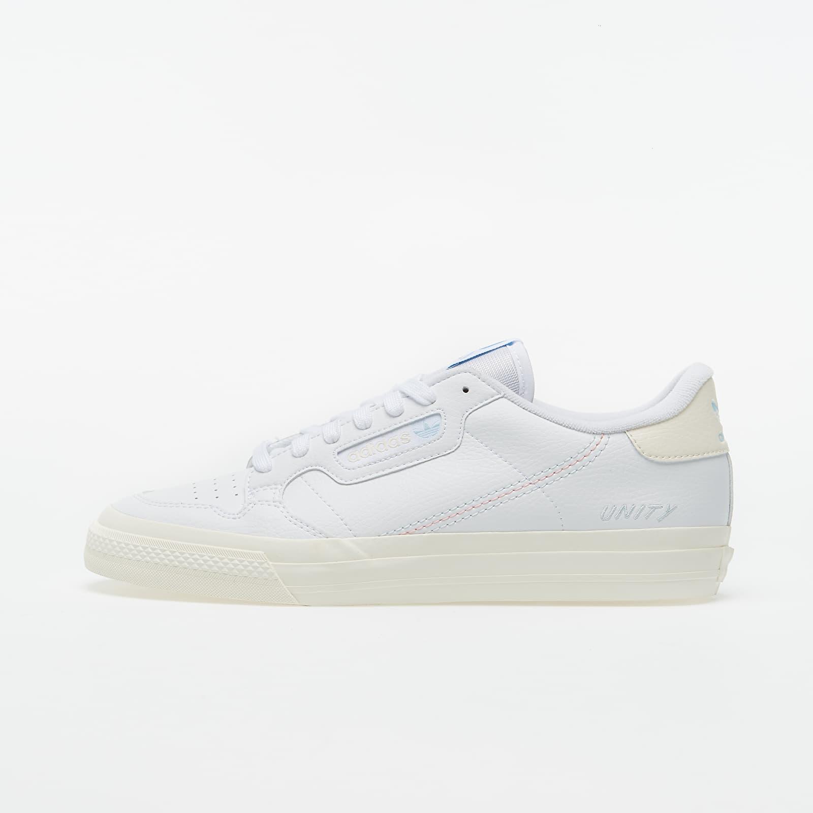 adidas x Unity Continental Vulc Ftwr White/ Ecru Tint S18/ Grey One F17 EH1808