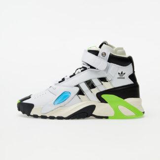 adidas x Sankuanz Streetball Forum Ftwr White/ Silver Metalic/ Solar Green FY4721
