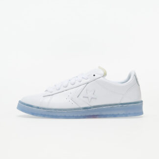 Converse x Rokit Pro Leather OX White/ Wjhite/ Oriole 169217C