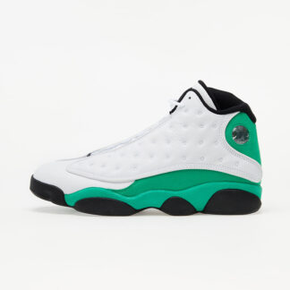 Air Jordan 13 Retro White/ Lucky Green-Black DB6537-113
