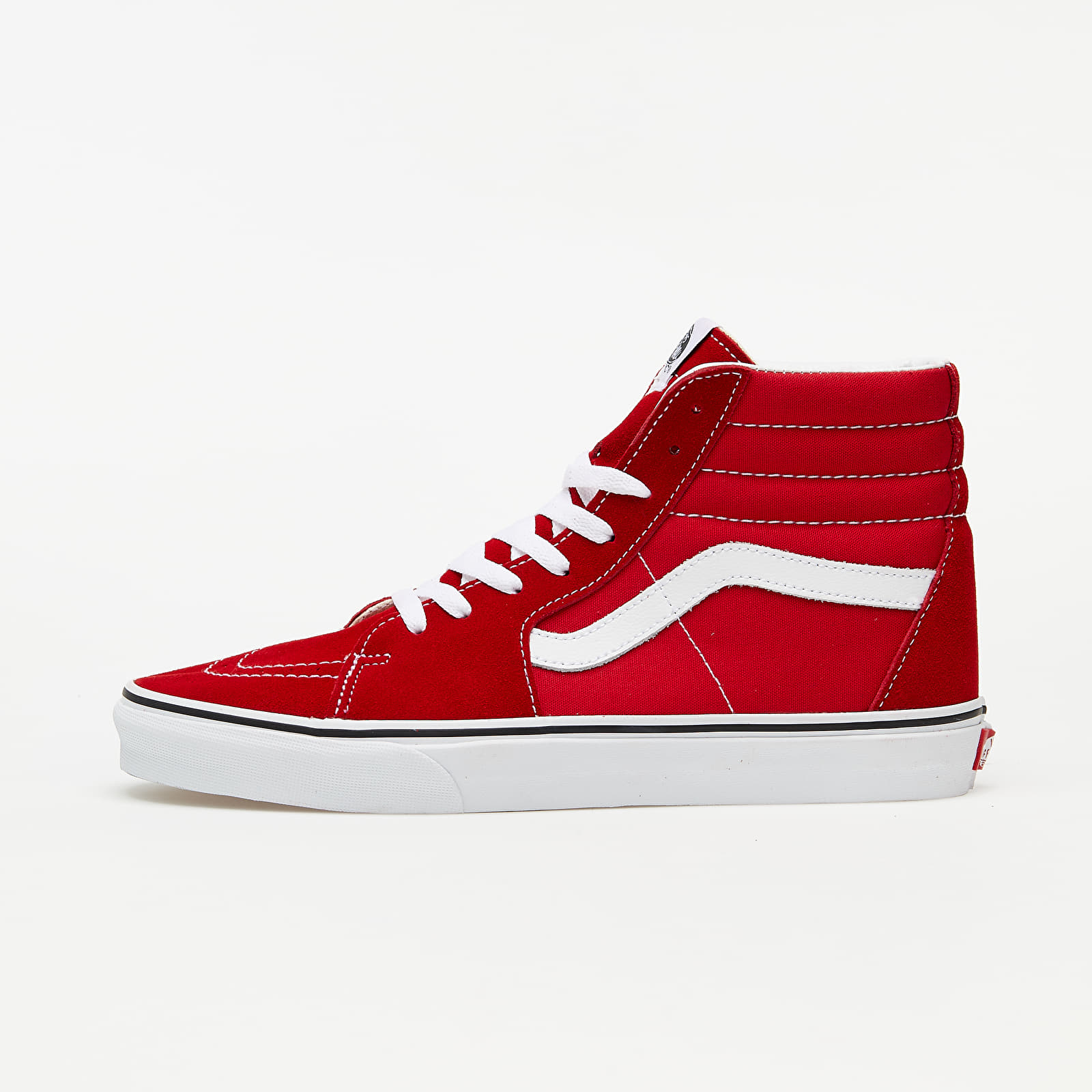 Vans Sk8-Hi Racing Red/ True White VN0A4BV6JV61