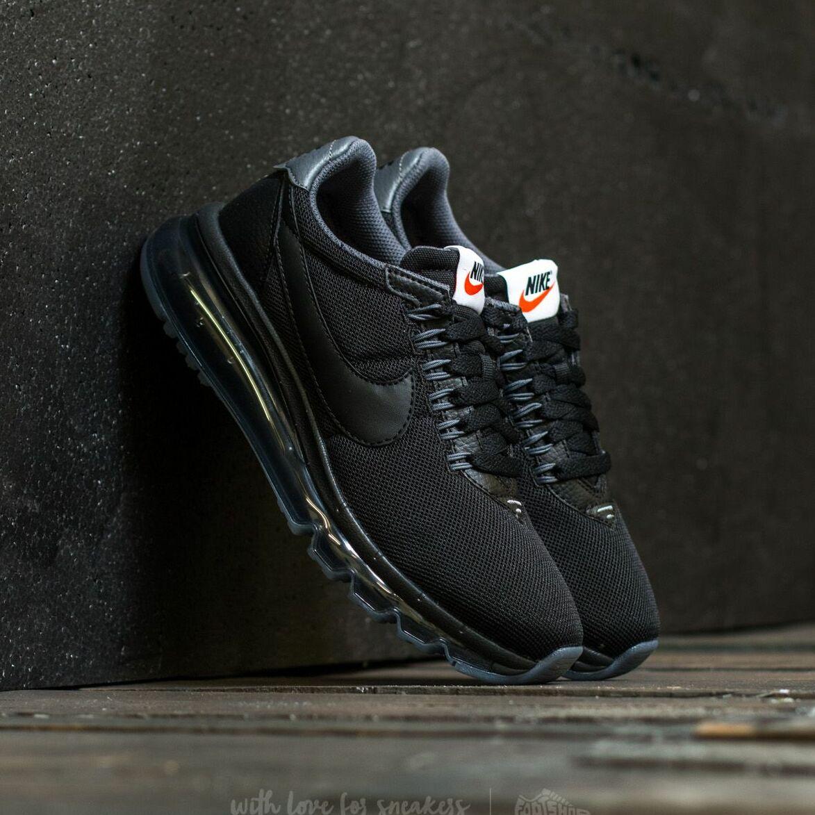 Nike W Air Max LD-Zero Black/ Dark Grey 896495-002