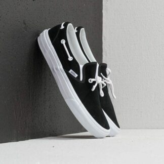 Vans Lacey 72 (Suede) Leather Lace/ Black MUMQL6