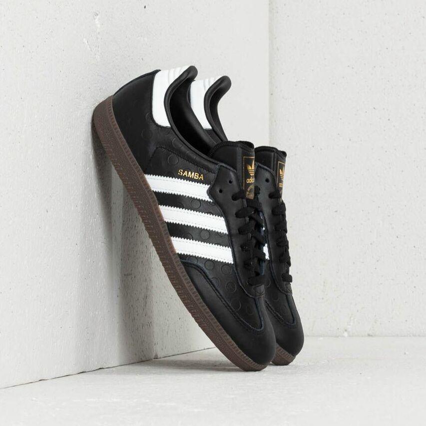adidas Samba W Core Black/ Ftw White/ Gum 5 CQ2637