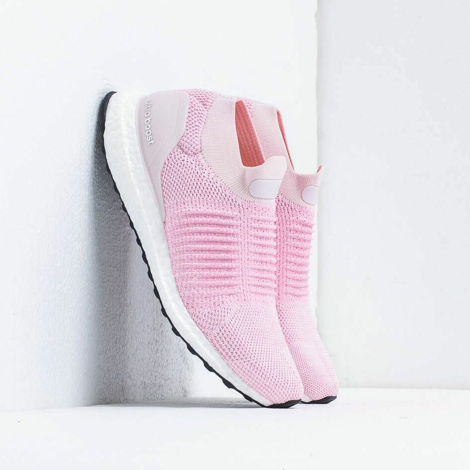 adidas Ultraboost Laceless W Ocru Tint/ True Pink/ Carbon B75856