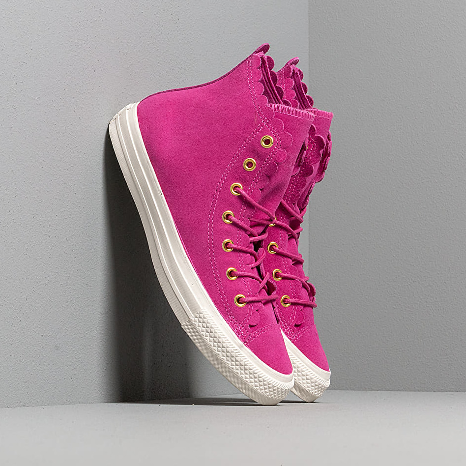 Converse Chuck Taylor All Star Scallop Amaranth 563424C