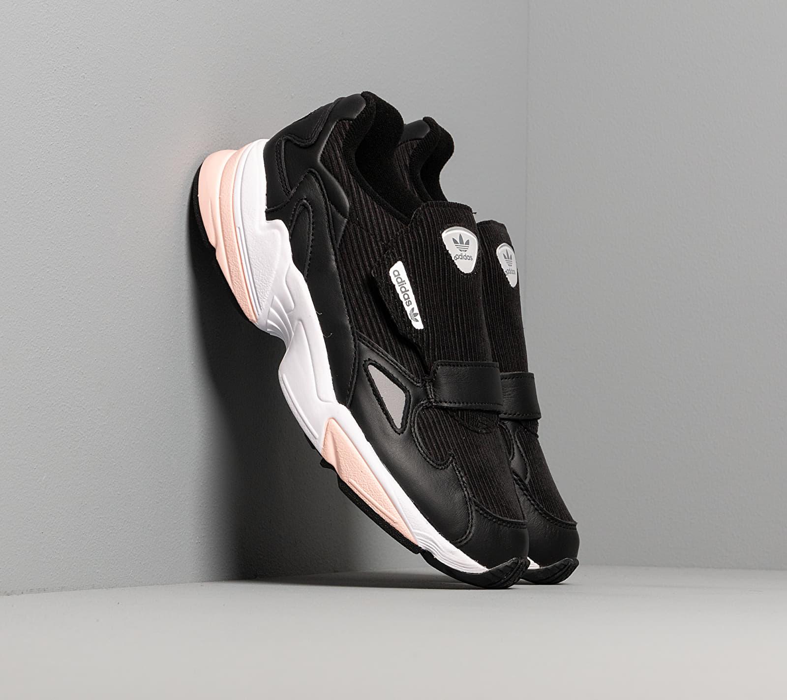 adidas Falcon RX W Core Black/ Glow Pink/ Grey Three EE5112
