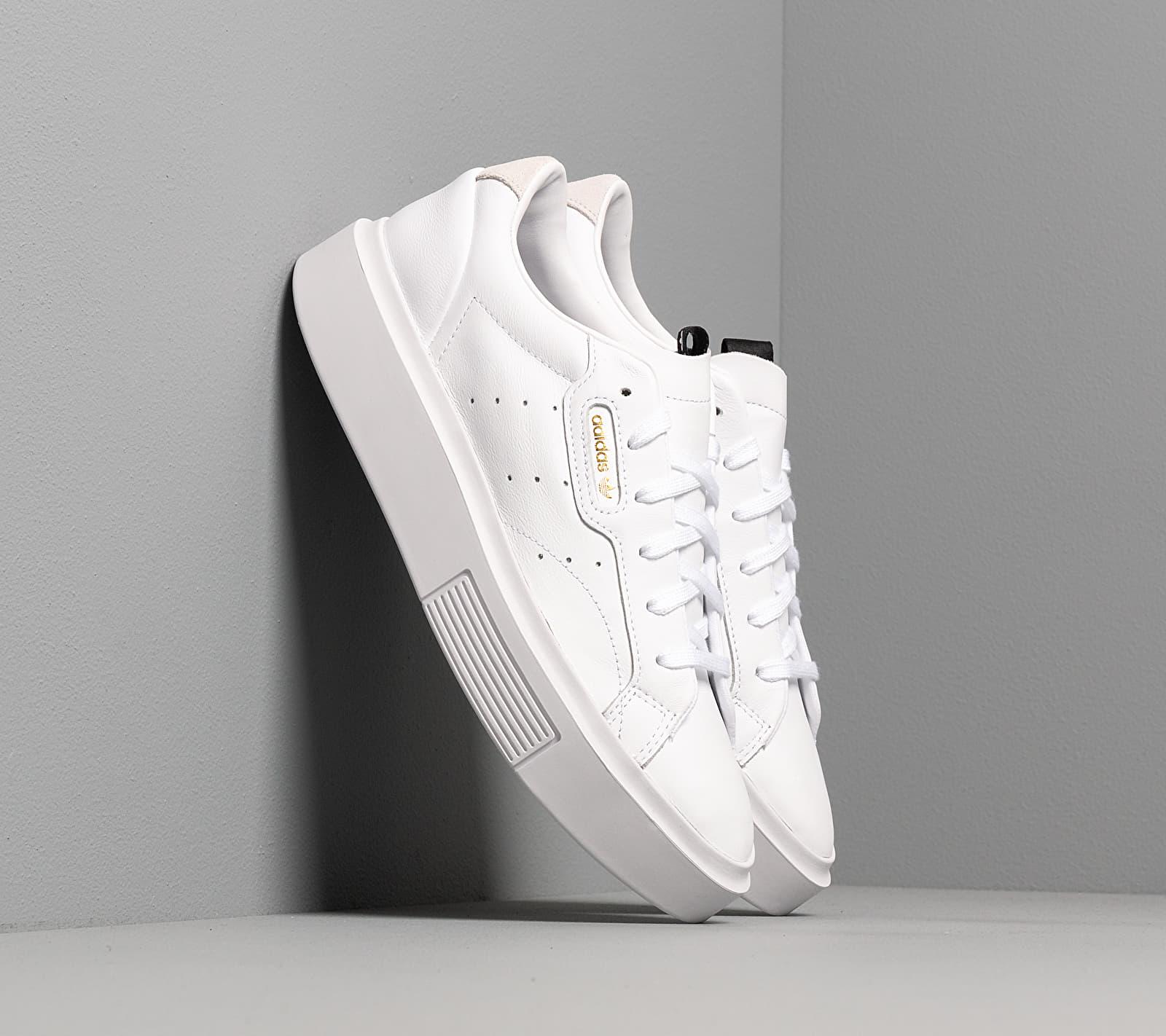 adidas Sleek Super W Ftw White/ Crystal White/ Core Black EF8858