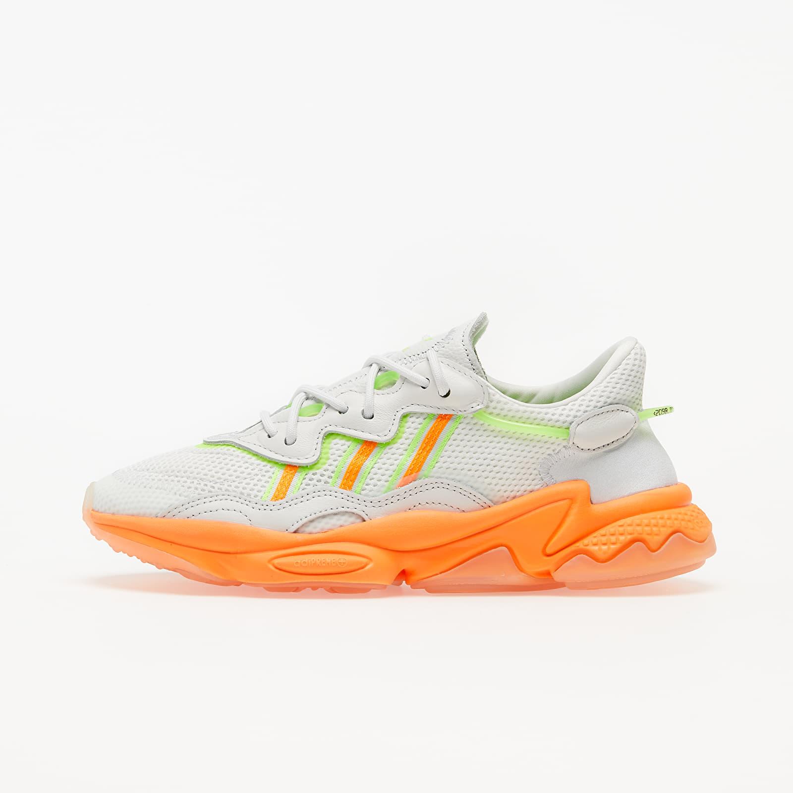 adidas Ozweego W Crystal White/ Signature Orange/ Signature Green FV9748