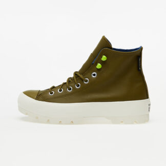 Converse Chuck Taylor All Star Lugged Winter Dark Moss/ Navy/ Egret 568764C