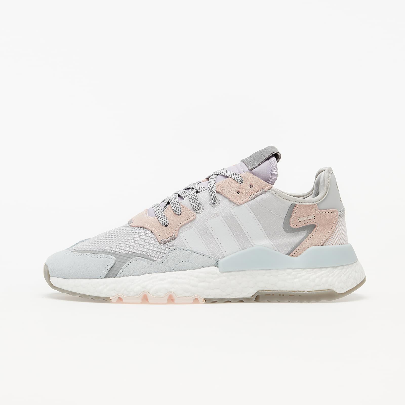 adidas Nite Jogger W Grey One/ Ftw White/ Pink Tint FV1328