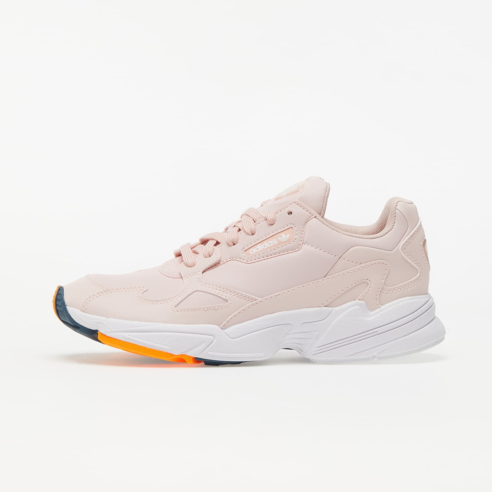 adidas Falcon W Vapour Pink/ Signature Orange/ Legend Blue FV1107